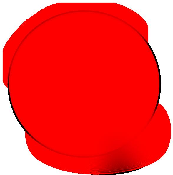 Red Circle Clip Art at Clker