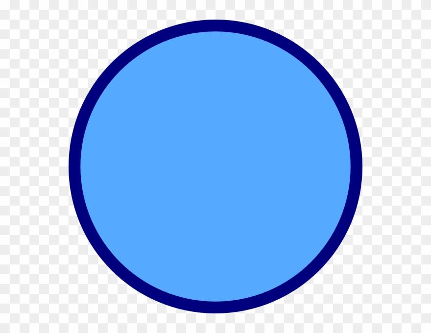 Circle shape clip.