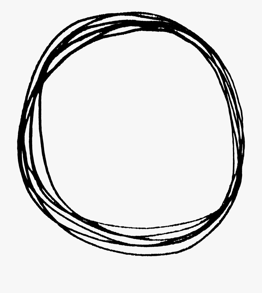 Circle clipart transparent background. Drawn png