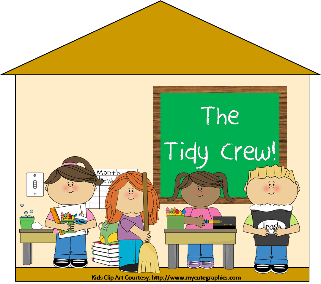classroom clipart images clean