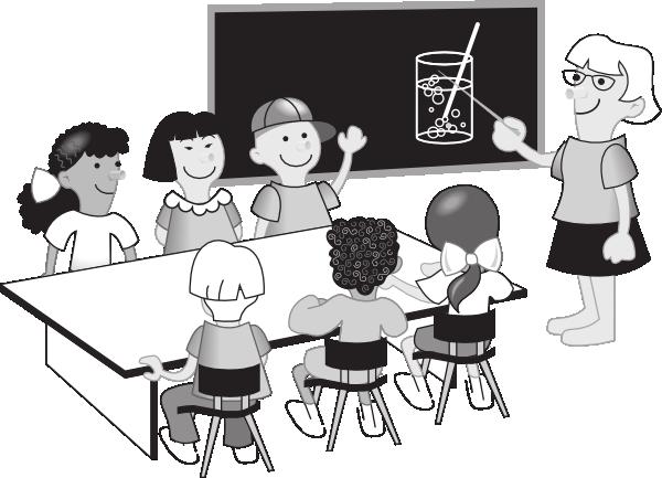 Free classroom clipart.