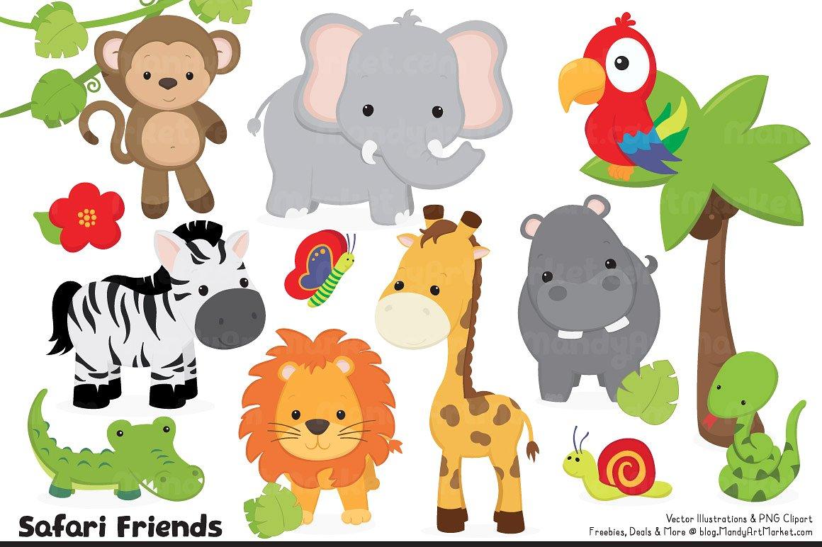 Animals clipart animals.