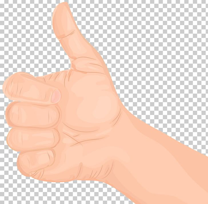 Clipart arm thumbs up. Download for free png