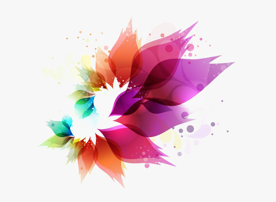 Download abstract colors png.