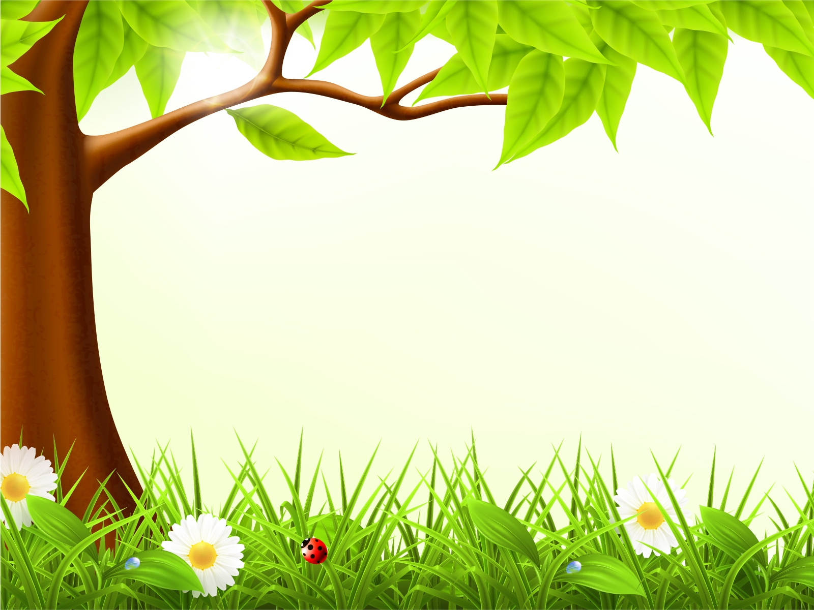forest background clipart animated