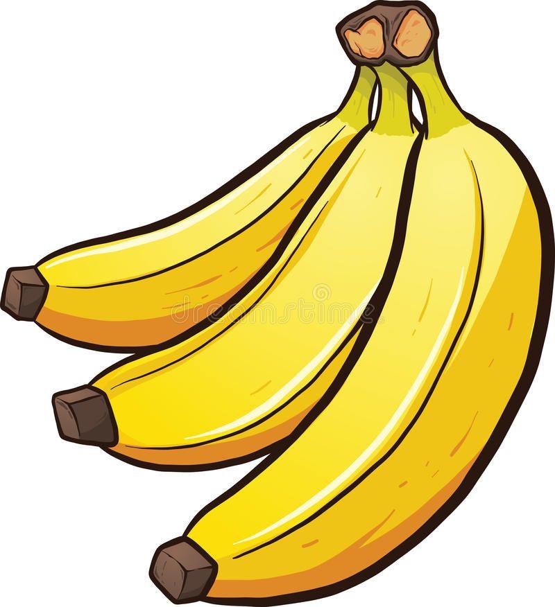 Banana clipart free.