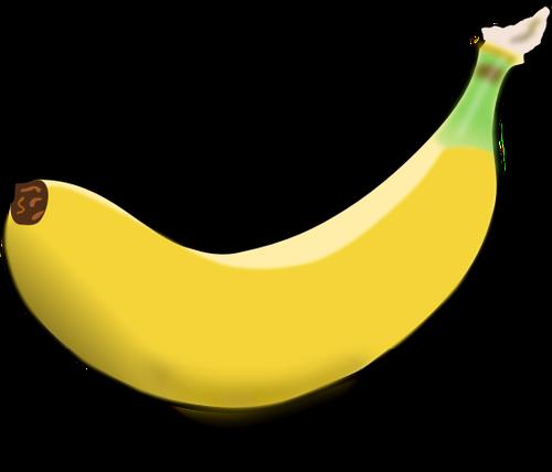 Banana fruit clip.