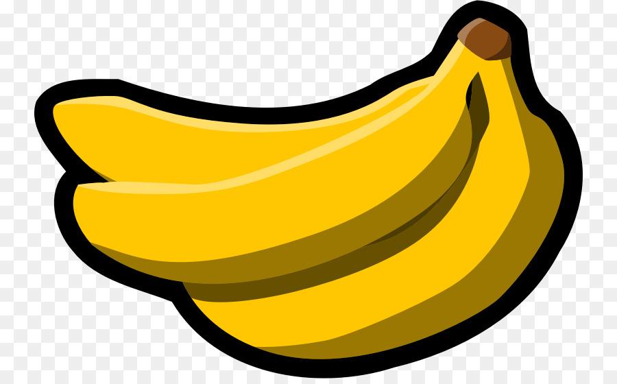 Banana split clipart.