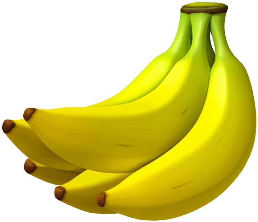 Banana png image.
