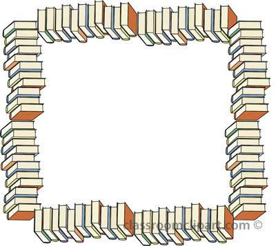Book border clip.