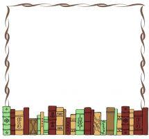 Free Border Cliparts Books, Download Free Clip Art, Free
