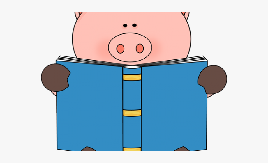 Book clipart cute.