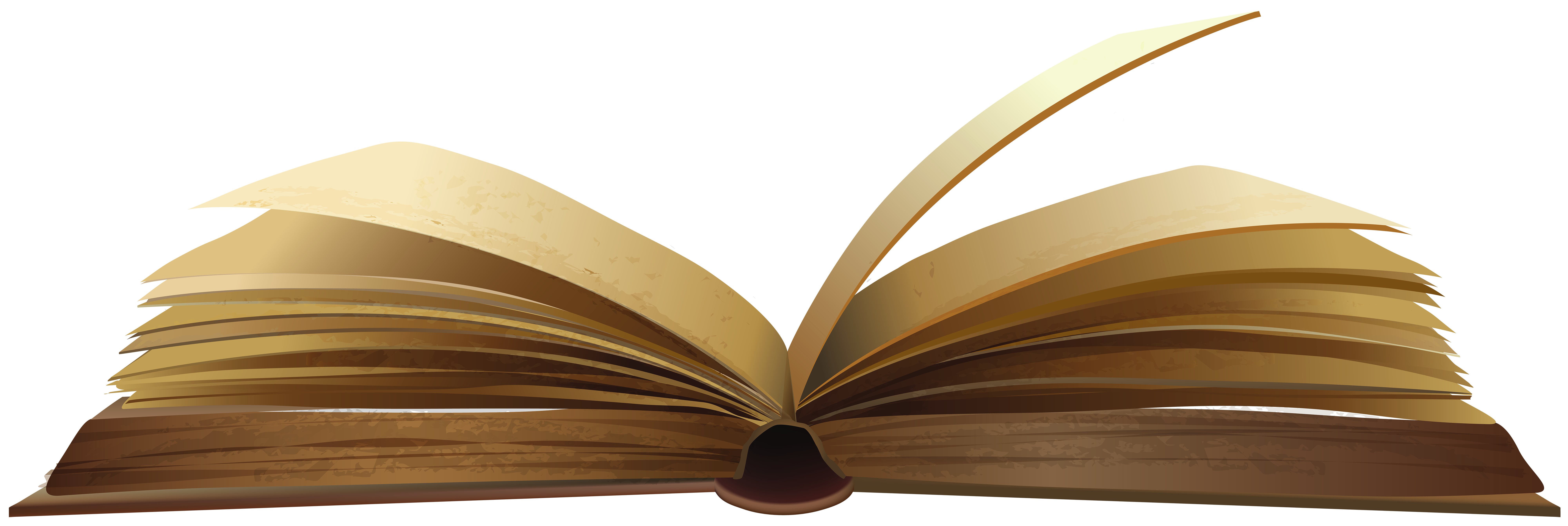 Old book png.