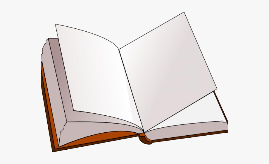 Open book cliparts.