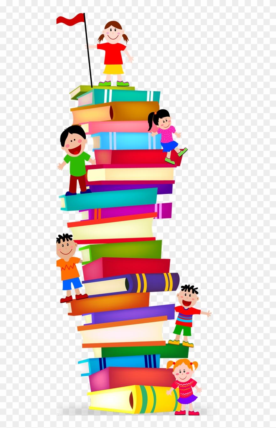 Stack Clipart Preschool Book Clip Free