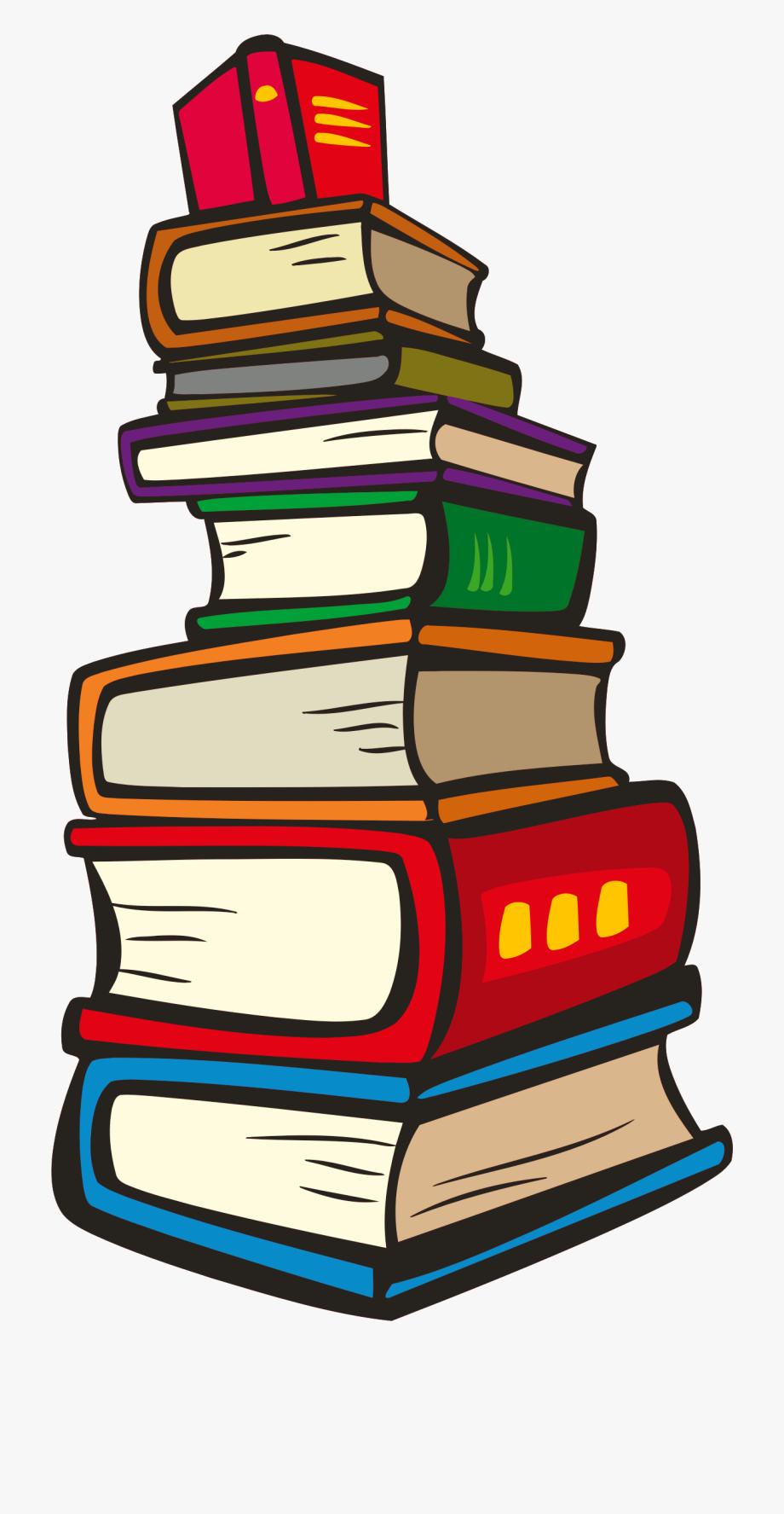 Book Reading Writing Clip Art