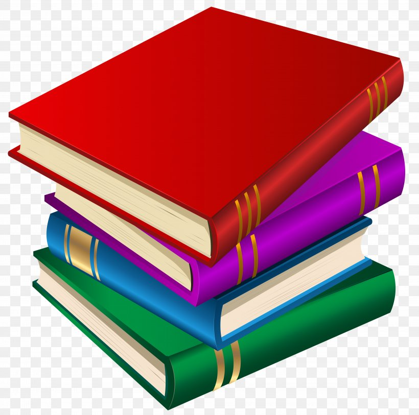 Book school clip.