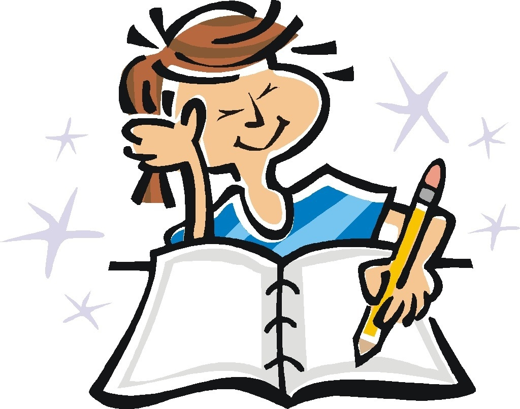 Free Writing Book Cliparts, Download Free Clip Art, Free