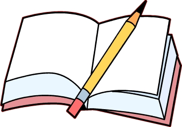 Book clipart writing, Book writing Transparent FREE for