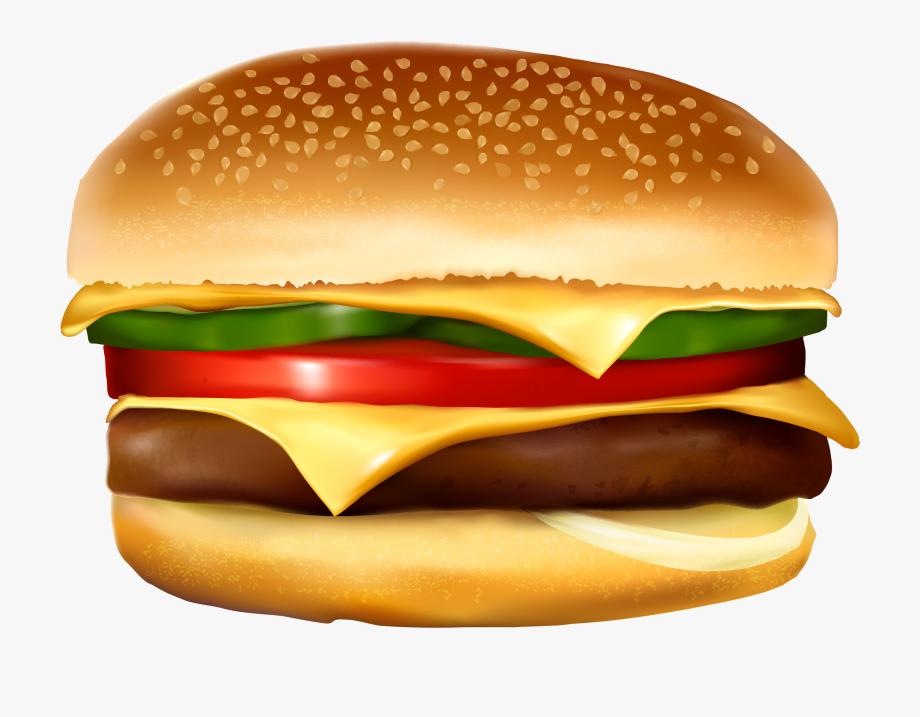 Burger png vector.