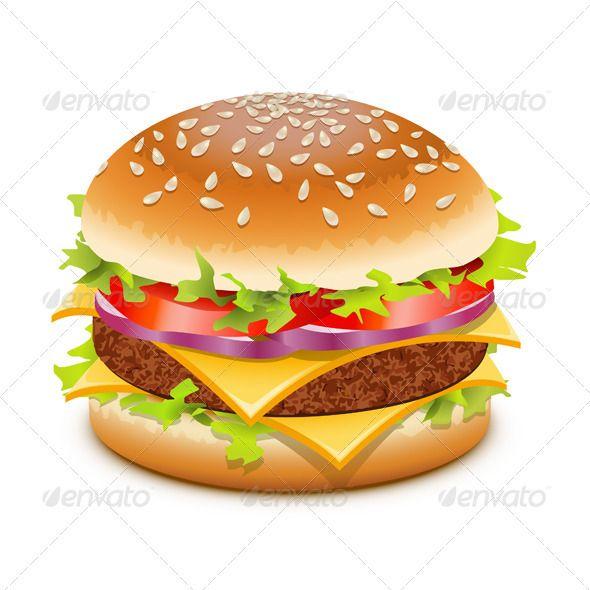 Cheeseburger  .