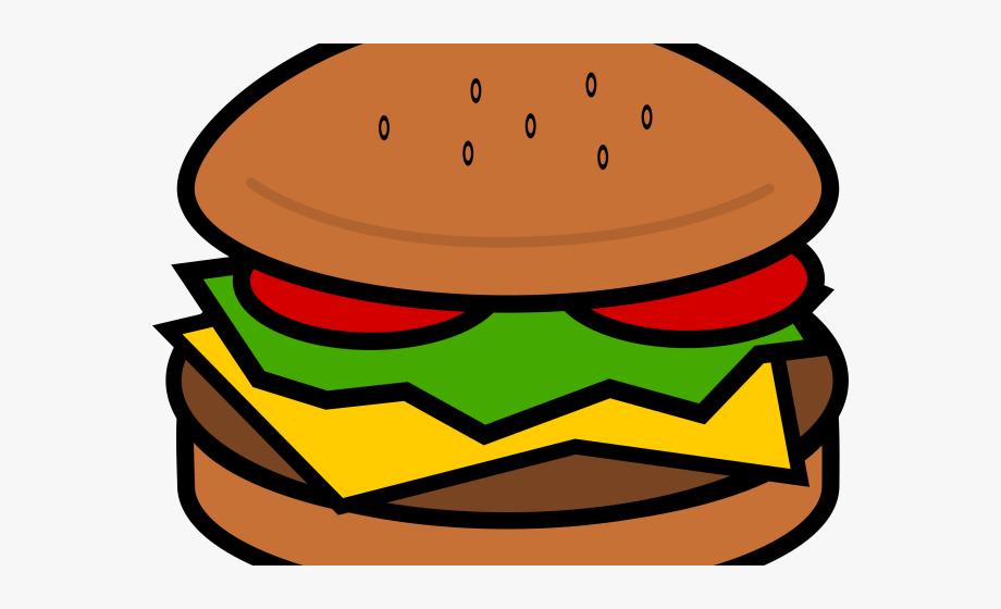 Hamburgers clipart huge.