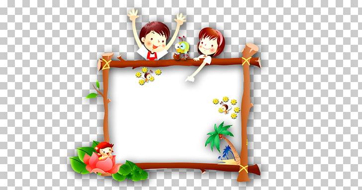Child film frame.