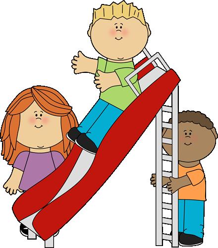 Children play clip.