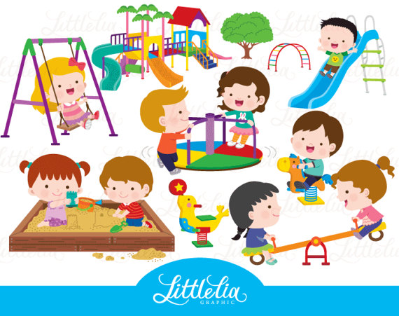 Kids playground playground.