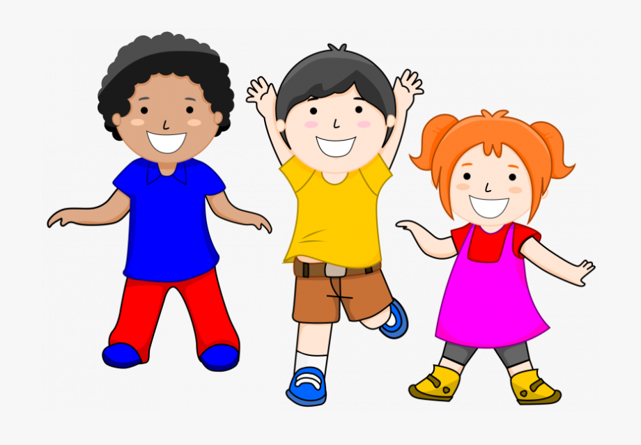 Clipart student cooperation.