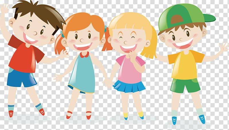 Children illustration child.