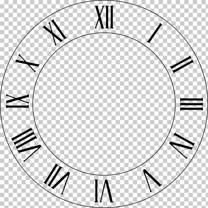 Clock face Roman numerals , Clock ring PNG clipart
