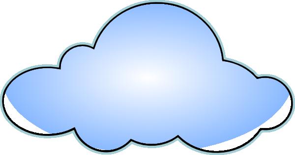 Cloud cartoon could.