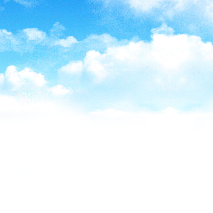 Download Blue And Clouds Wallpaper Sky White Cloud Clipart