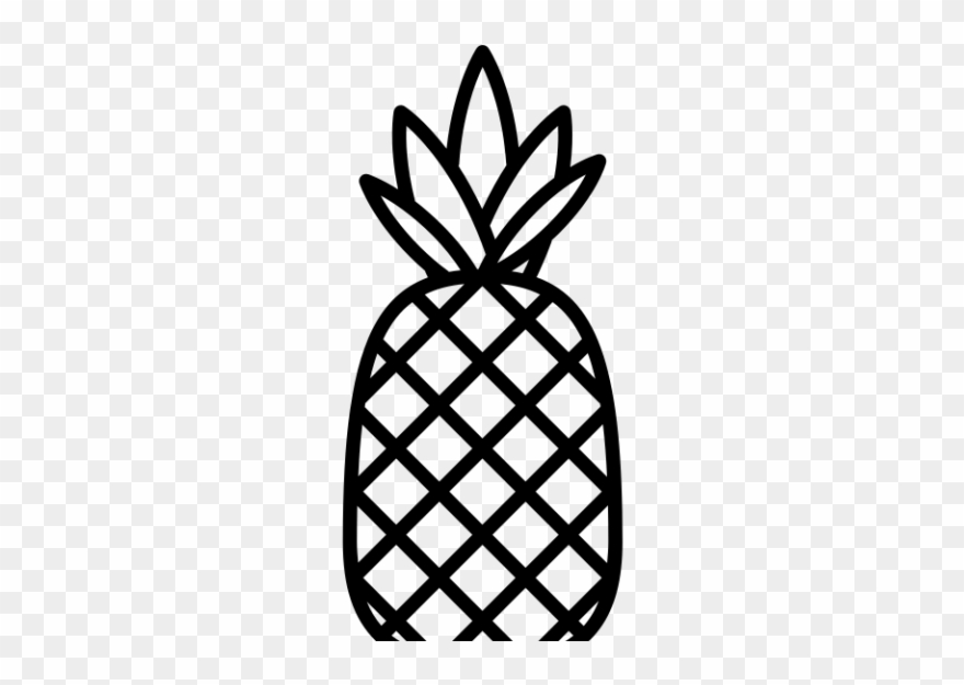 Clipart colouring pineapple pictures on Cliparts Pub 2020!