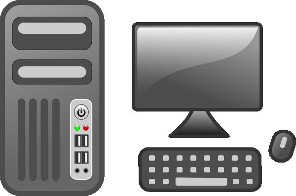 Computer desktop clip.