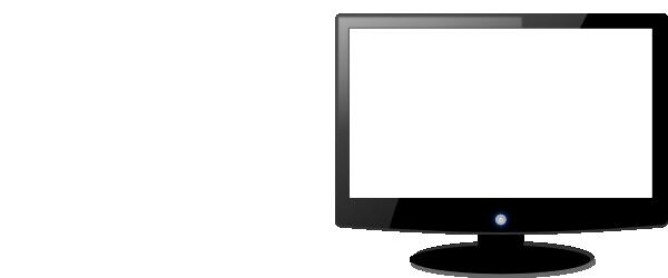 Free computer screen.