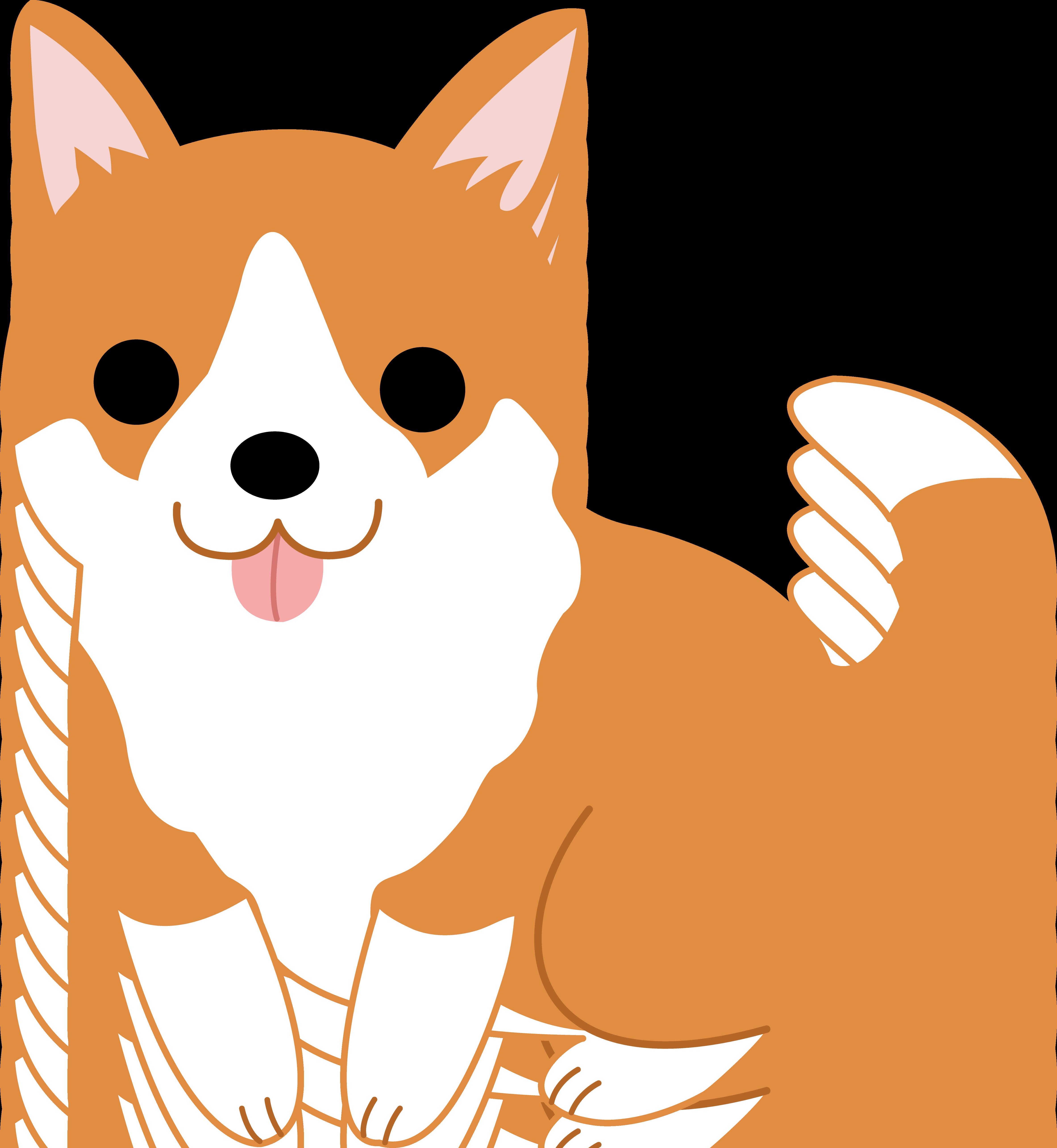 Kawaii clipart dog, Kawaii dog Transparent FREE for download