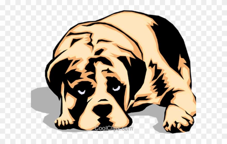 Pets Clipart Sad