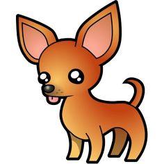 Chihuahua clipart small dog, Chihuahua small dog Transparent