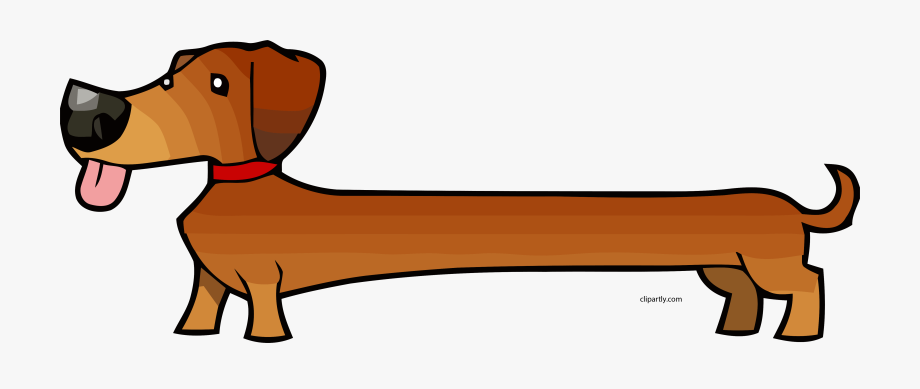 Tall Small Dog Clipart Png