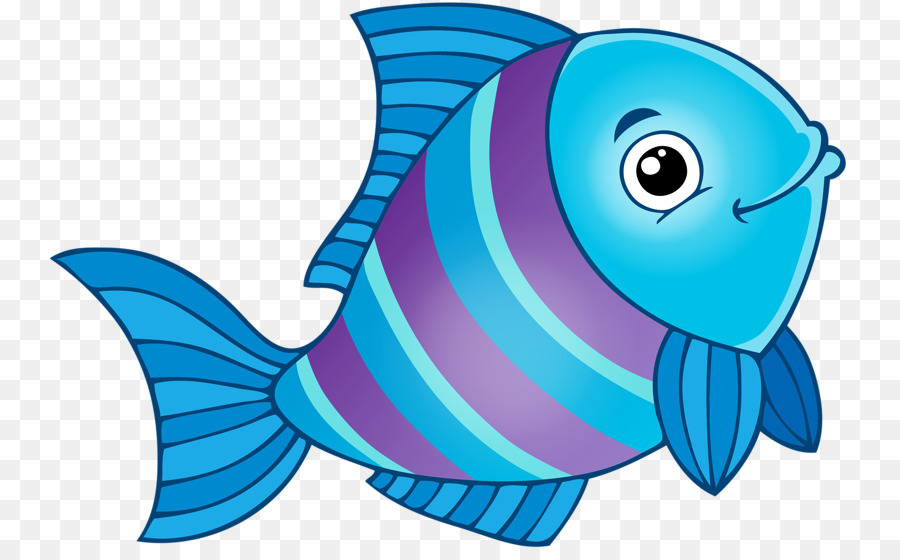 Meer ozean salzwasserfischclipart.