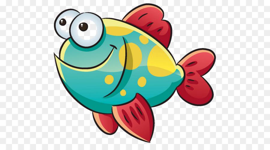 Zeichnung aquatic animal.