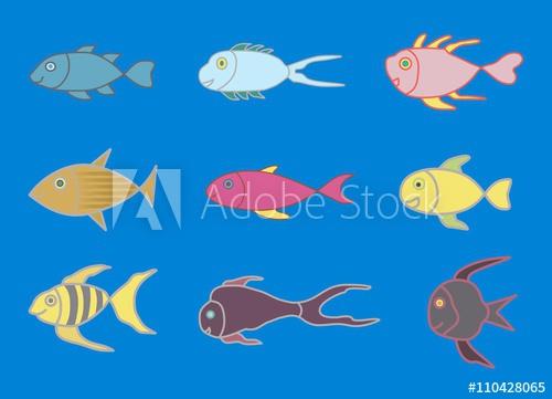 Fische clipart fantasy.