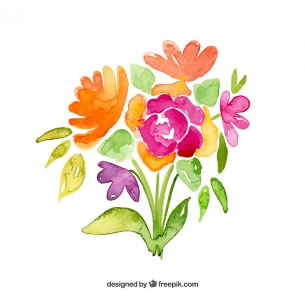 Free Flower Bouquet Cliparts, Download Free Clip Art, Free