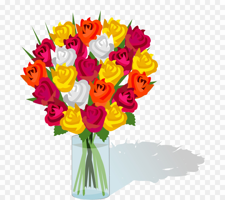 Bouquet Of Flowers Clip Art PNG Flower Bouquet Clipart