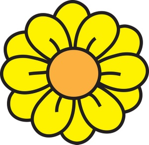 Free Cartoon Flower Cliparts, Download Free Clip Art, Free