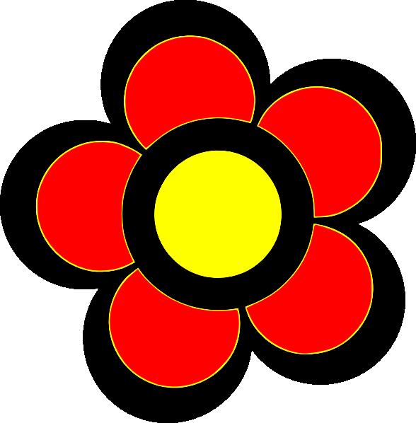 Flower color clip.