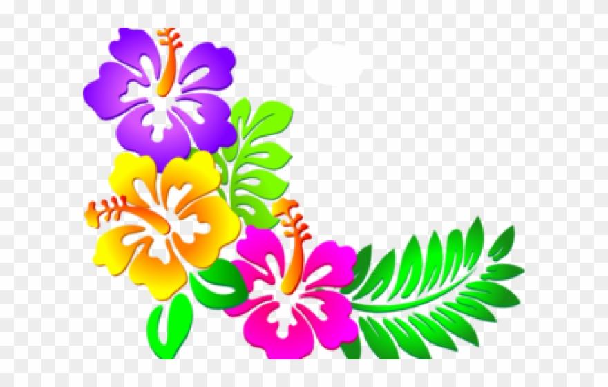 Hibiscus Clipart Design