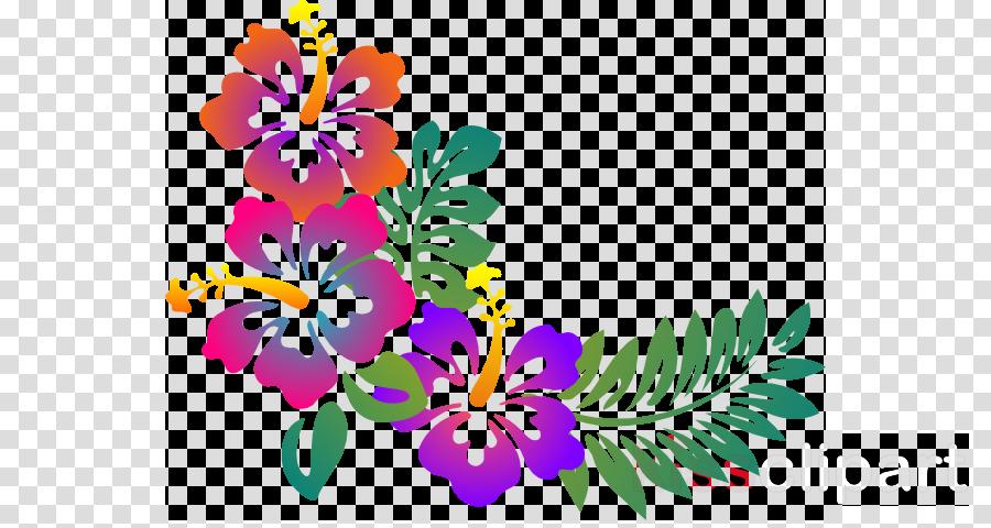Flower line art.